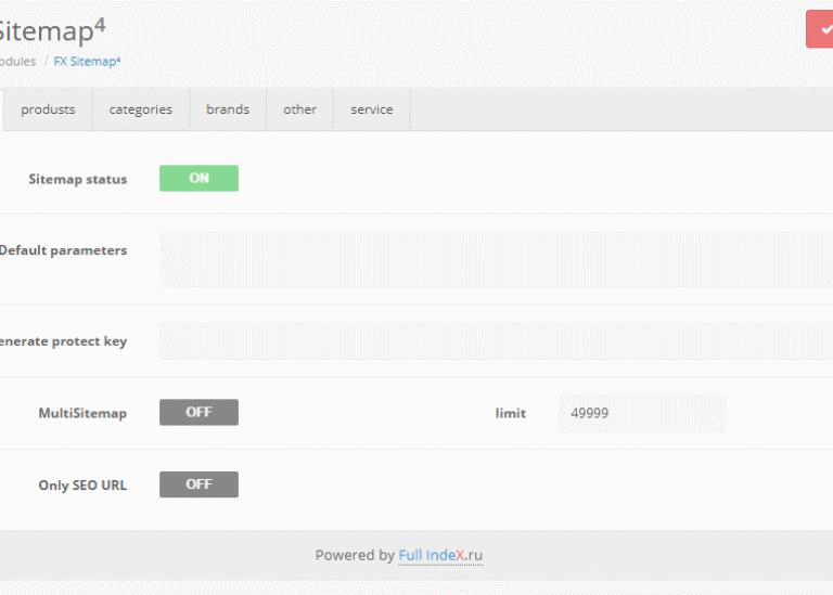 FX Sitemap v4.0 и 1.5млн записей + Анонс